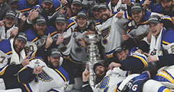 BUILD St. Louis Blues Game - October 2019