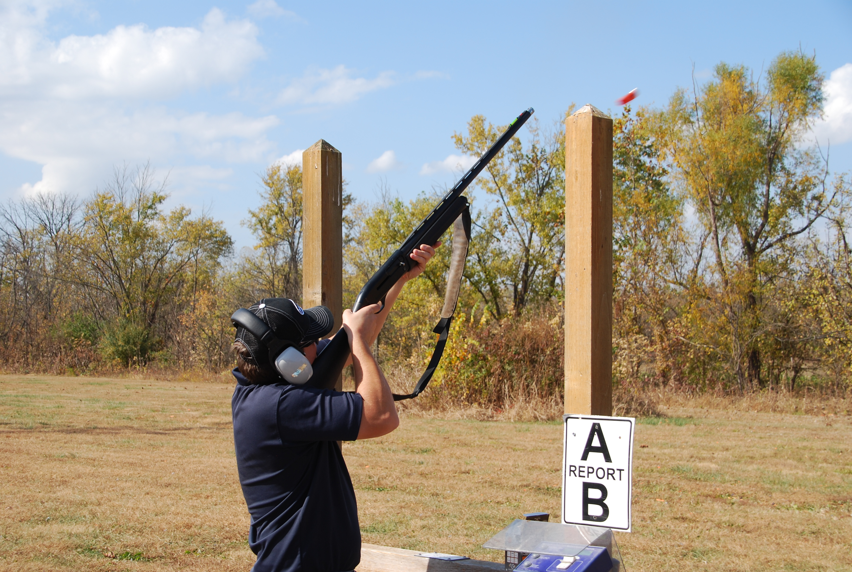 Sporting Clay Shooters - Clay Shoot
