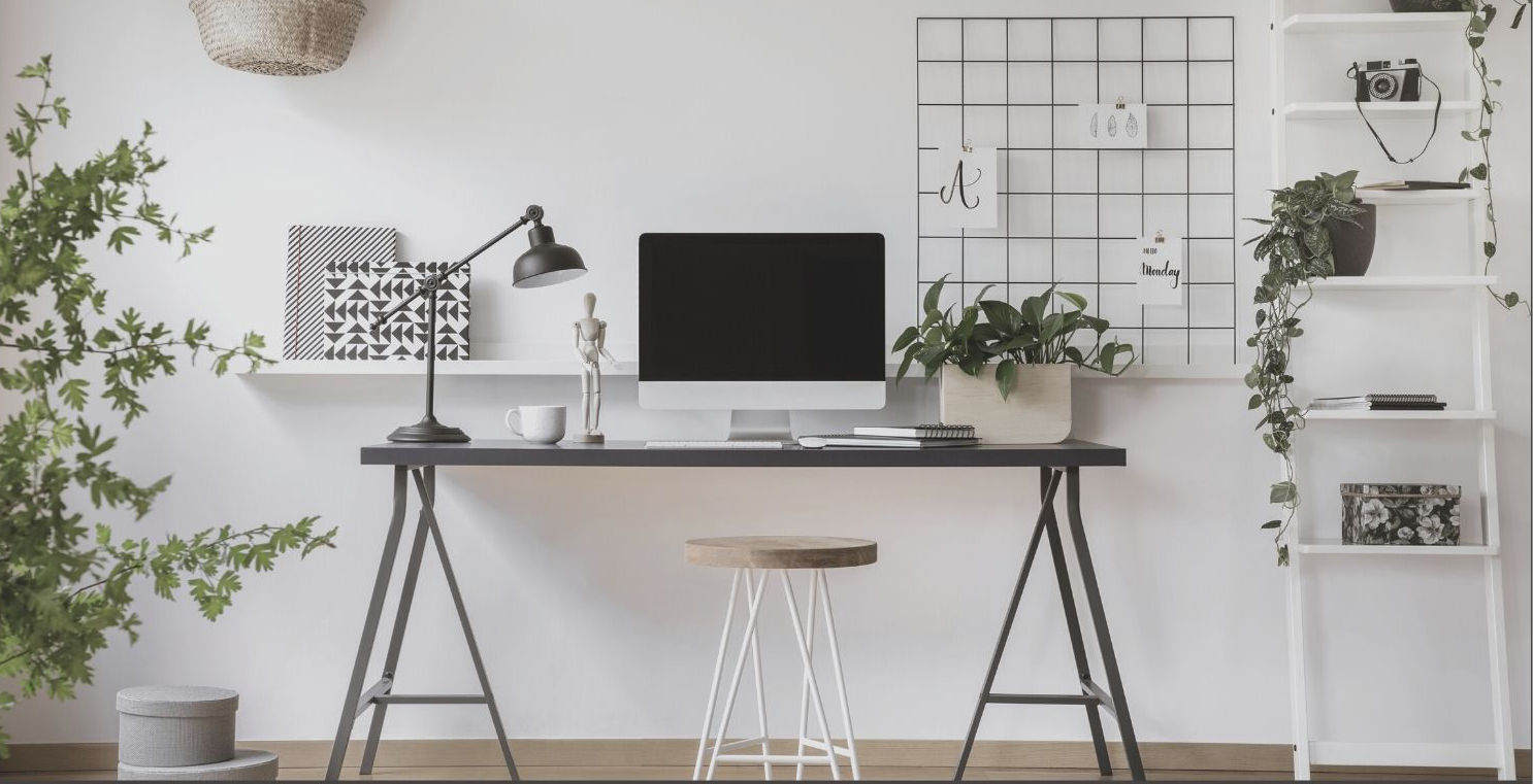 Design Trends: Home Office + Multipurpose Spaces